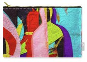 Chiang Mai Buddha Collage 16 Carry-all Pouch