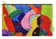 Chiang Mai Buddha Collage 7 Carry-all Pouch