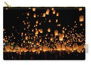 Chiang Mai Lantern Festival Carry-all Pouch