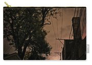 Chicago Alley At Night Carry-all Pouch