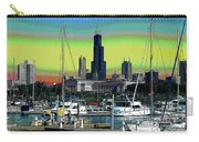 Chicago Marina Carry-all Pouch
