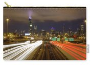 Chicago Skyline South Side View Carry-all Pouch