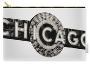 Chicago Theater Marquee - T-shirt Carry-all Pouch