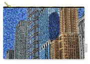 Chicago Wells Street Bridge Carry-all Pouch