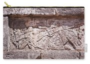 Chichen Itza Spaceman Carry-all Pouch
