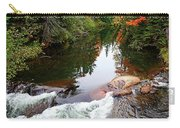 Chikanishing River In Autumn Carry-all Pouch