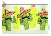 Chili Con Cacti Carry-all Pouch