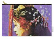 Chinese Headdress #2 Carry-all Pouch