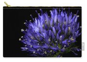 Chives Flower Carry-all Pouch