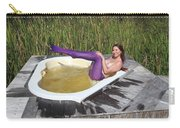 Chokoloskee Mermaid 0552 Carry-all Pouch