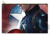Chris Evans Captain America  Avengers Carry-all Pouch