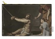 Christ After The Flagellation Contemplated By The Christian Soul Carry-all Pouch