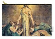 Christ Appearing To The Apostles After The Resurrection - Digital Remastered Edition Carry-all Pouch