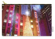 Christmas At Radio City Music Hall Carry-all Pouch