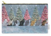Christmas Cats Carry-all Pouch