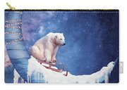 Christmas On The Moon Carry-all Pouch