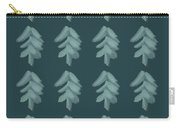 Christmas Tree Pattern Carry-all Pouch