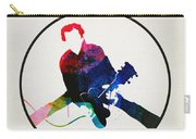 Chuck Berry Watercolor Carry-all Pouch