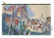 Church At Montigny Sur Loing, 1898  Carry-all Pouch