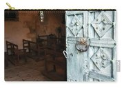 Church Door Tremouille Auvergne Francd Carry-all Pouch