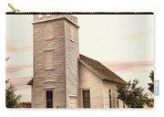 Church In Bowman North Dakota Carry-all Pouch