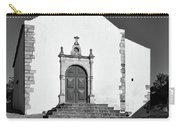 Church Of Misericordia In Monochrome Carry-all Pouch