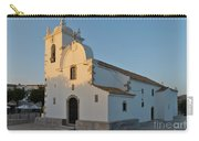 Church Of Querenca In Loule. Portugal Carry-all Pouch