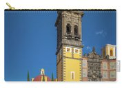 Church Of San Francisco In Puebla Carry-all Pouch