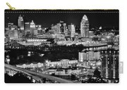 Cincinnati Covington And Ohio River Carry-all Pouch