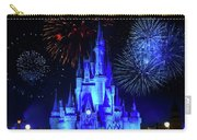 Cinderella Castle Fireworks Carry-all Pouch