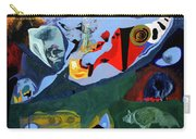 Circus At Night Carry-all Pouch