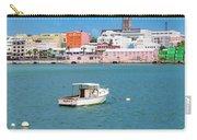 City Of Hamilton Bermuda Carry-all Pouch