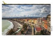 City Skyline Of Nice In France Carry-all Pouch