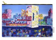 Cityscape Cleveland Carry-all Pouch