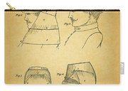 Civil War Military Hat Carry-all Pouch
