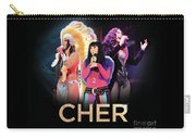 Classic Cher Trio Carry-all Pouch