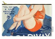 Classic Movie Poster - Broadway Babies Carry-all Pouch