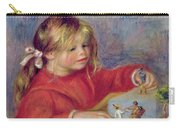 Claude Renoir At Play Carry-all Pouch