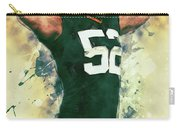 Clay Matthews Carry-all Pouch