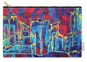 Cleveland Jazz Carry-all Pouch