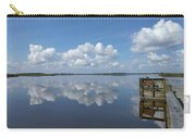 Cloud Reflections Carry-all Pouch