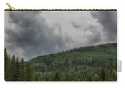 Cloud Topped Aspens Carry-all Pouch