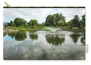 Clouds On Ashley Pond Carry-all Pouch