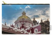 Clouds Over Puebla Cathedral Carry-all Pouch