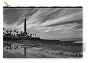 Clouds Over The Chipiona Faro Carry-all Pouch