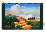 Clouds Over Windy Hill Carry-all Pouch