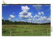 Clouds Surround The Landscape Carry-all Pouch