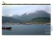 Cloudy Morning In Ushuaia, Argentina Carry-all Pouch