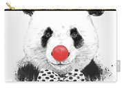 Clown Panda Carry-all Pouch