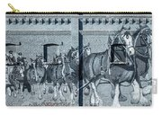 Clydesdale Mural Carry-all Pouch